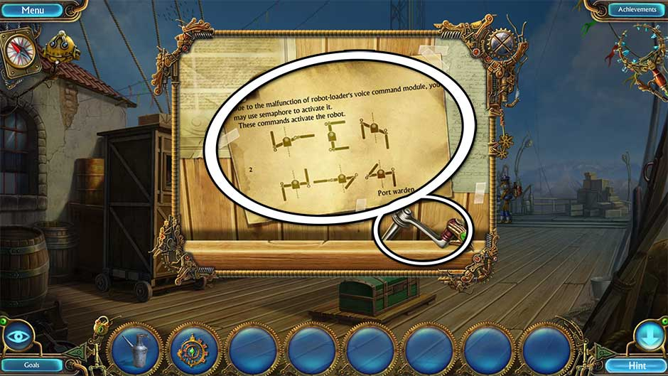 Kingdom of Aurelia - Mystery of the Poisoned Dagger - Chapter 11 - Bulletin Board Items