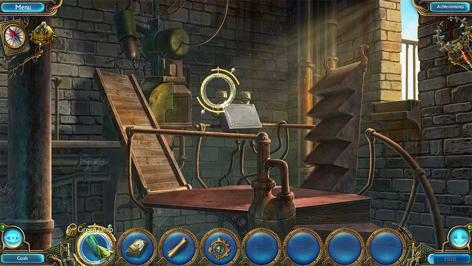 Kingdom of Aurelia - Mystery of the Poisoned Dagger - Chapter 11 - Insert Green Bulb