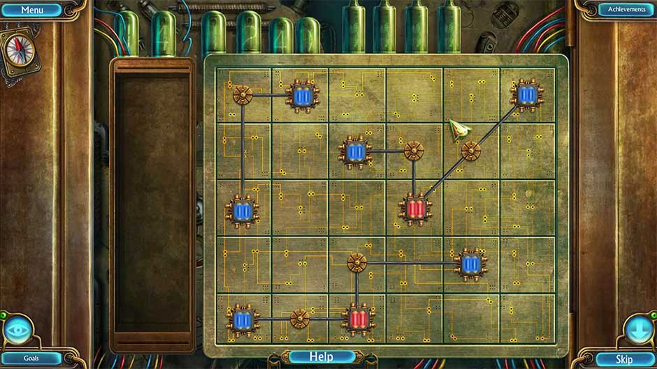 Kingdom of Aurelia - Mystery of the Poisoned Dagger - Chapter 12 - Elevator Panel Puzzle Solution
