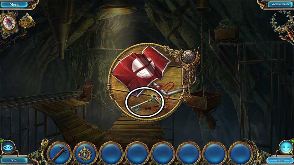 Kingdom of Aurelia - Mystery of the Poisoned Dagger - Chapter 12 - Mine Cart Key