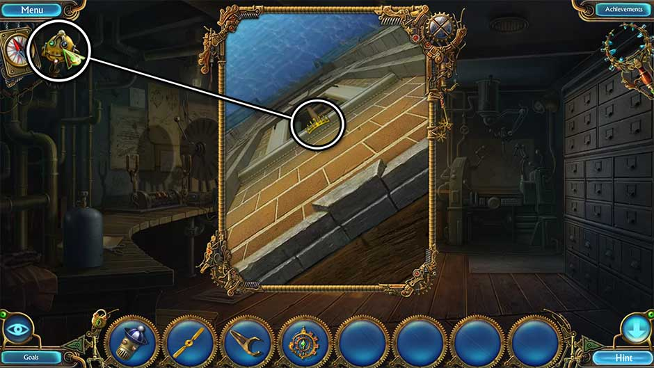Kingdom of Aurelia - Mystery of the Poisoned Dagger - Chapter 2 - Window Item Retrieval