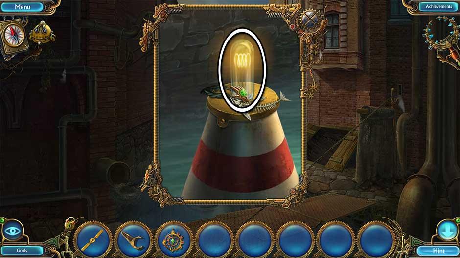 Kingdom of Aurelia - Mystery of the Poisoned Dagger - Chapter 3 - Lightbulb Location