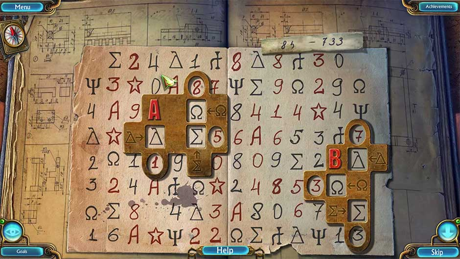 Kingdom of Aurelia - Mystery of the Poisoned Dagger - Chapter 5 - Decoder Puzzle Solution