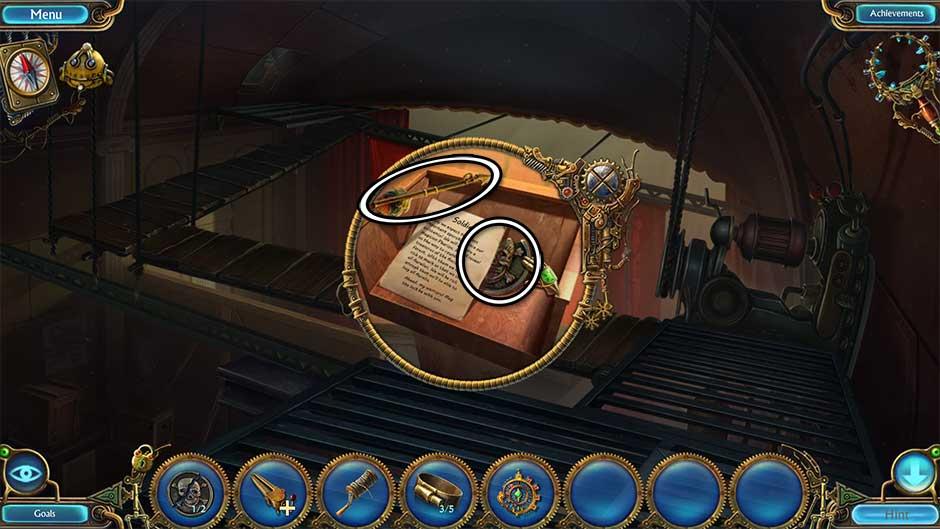 Kingdom of Aurelia - Mystery of the Poisoned Dagger - Chapter 7 - Podium Items