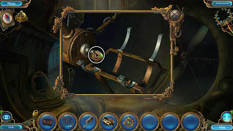 Kingdom of Aurelia - Mystery of the Poisoned Dagger - Chapter 7 - Turbine Items