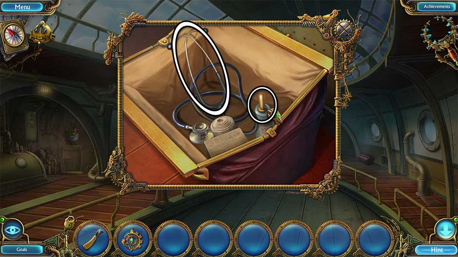 Kingdom of Aurelia - Mystery of the Poisoned Dagger - Chapter 8 - Tool Bag Items