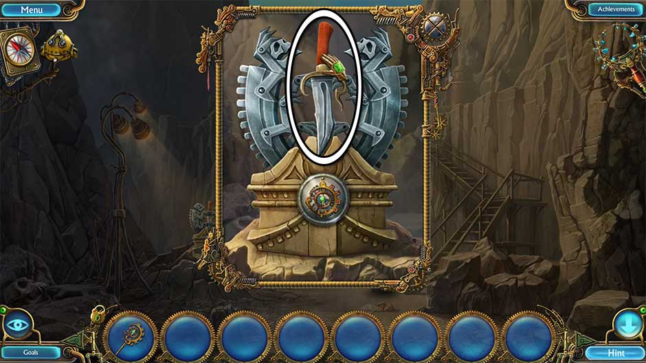 Kingdom of Aurelia - Mystery of the Poisoned Dagger - Chapter 9 - Obtaining the Dagger