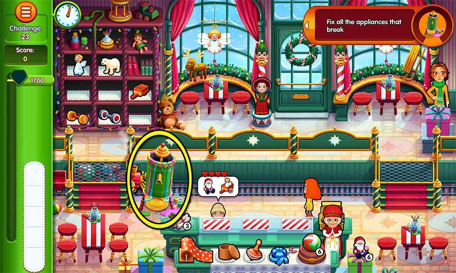 Delicious - Emily's Christmas Carol - Challenge 23