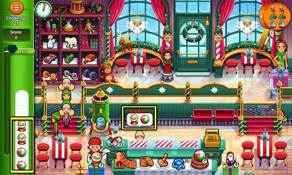 Delicious - Emily's Christmas Carol - Challenge 25