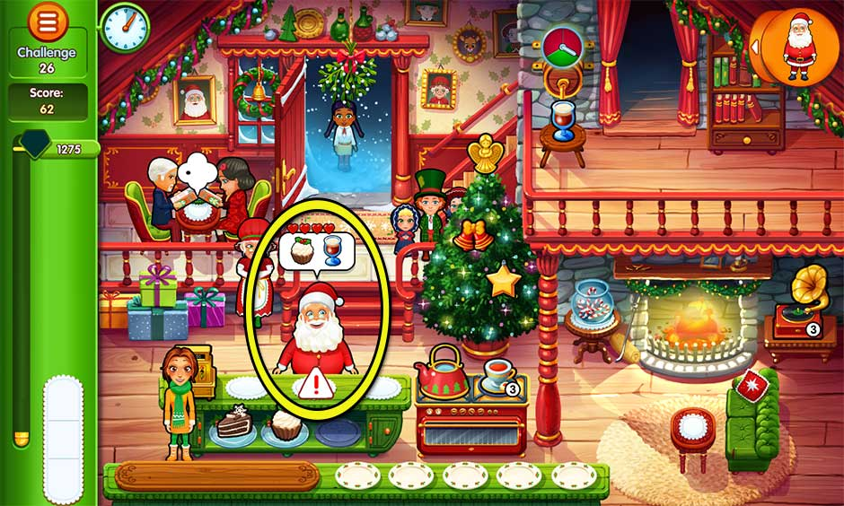 Delicious - Emily's Christmas Carol - Challenge 26