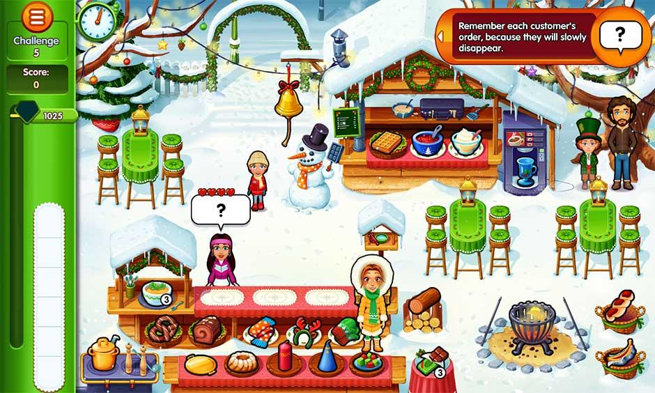 Delicious - Emily's Christmas Carol - Challenge 5