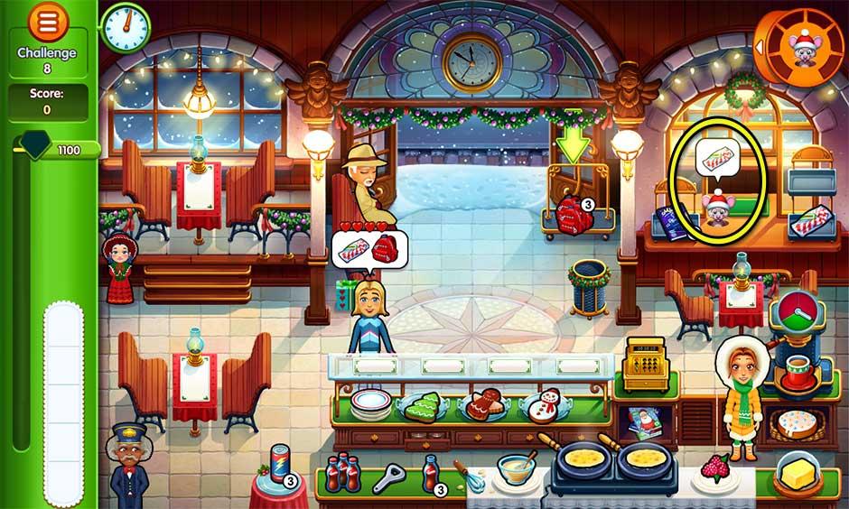 Delicious Emily S Christmas Carol Official Walkthrough Gamehouse