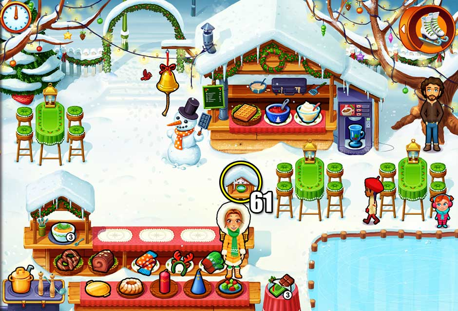 Delicious - Emily's Christmas Carol - Chapter 7 Mice Locations