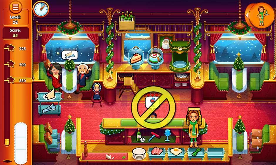 Delicious - Emily's Christmas Carol - Level 22