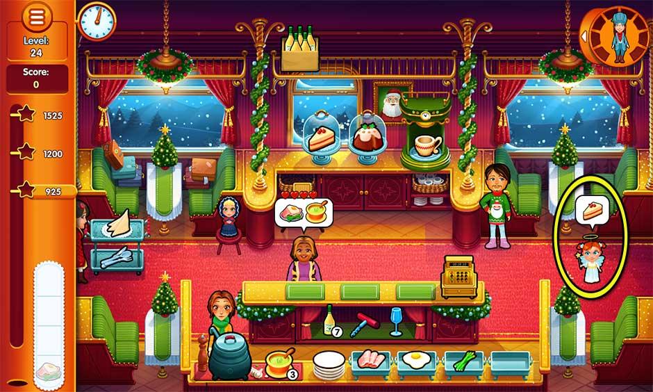 Delicious - Emily's Christmas Carol - Level 24