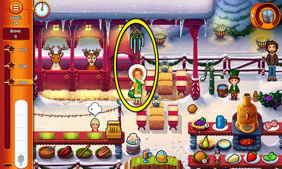 Delicious - Emily's Christmas Carol - Secret 4