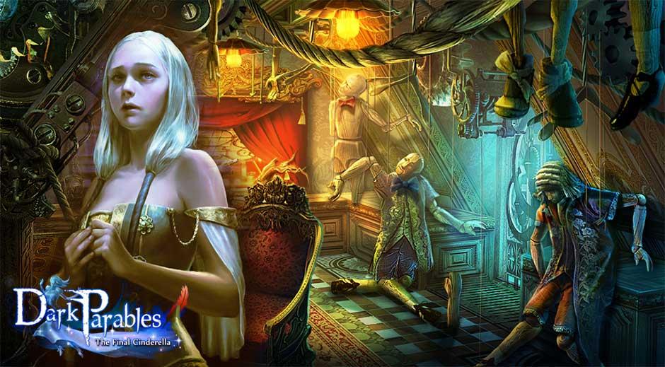 Dark Parables – The Final Cinderella Platinum Edition