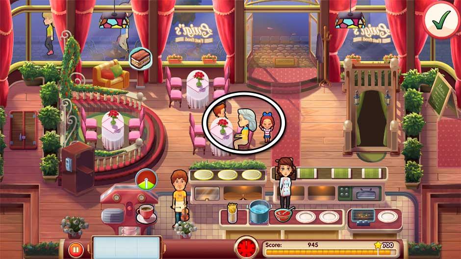 Mary le Chef - Cooking Passion - Bonus Level 11
