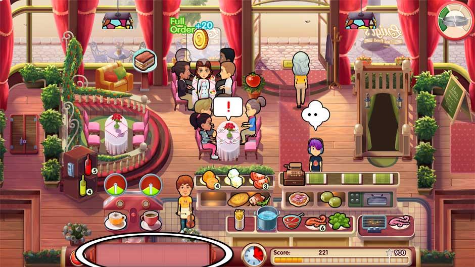 Mary le Chef - Cooking Passion - Bonus Level 14