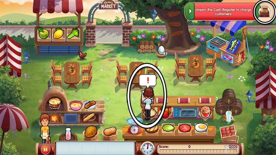 Mary le Chef - Cooking Passion - Bonus Level 20
