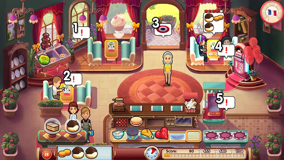 Mary le Chef - Cooking Passion - Level 13