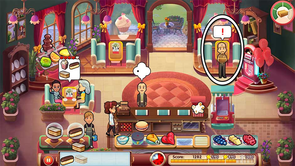 Mary le Chef - Cooking Passion - Level 15