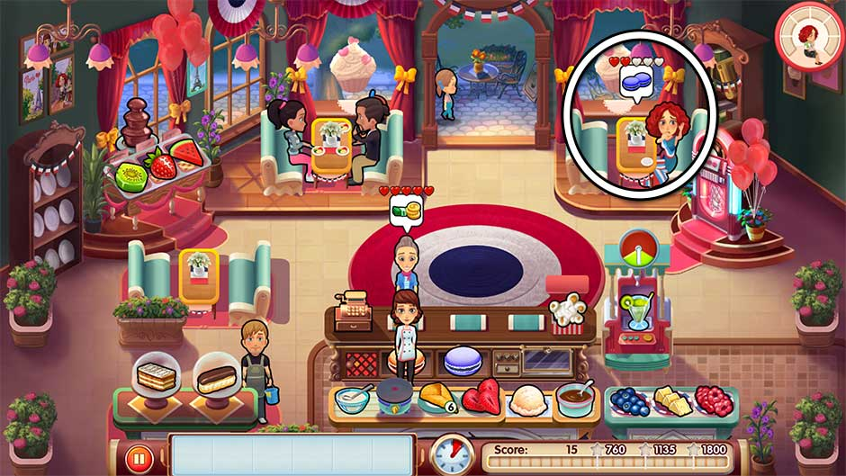 Mary le Chef - Cooking Passion - Level 19