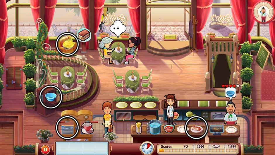 Mary le Chef - Cooking Passion - Level 22