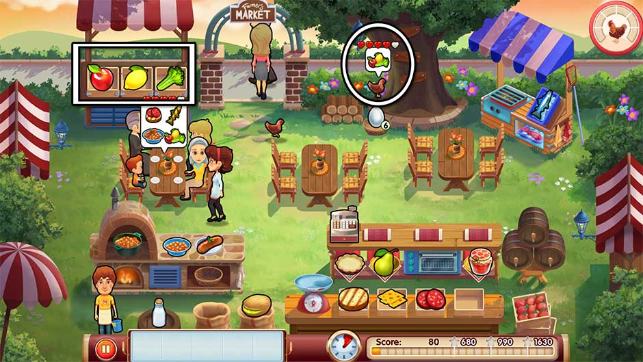 Mary le Chef - Cooking Passion - Level 36