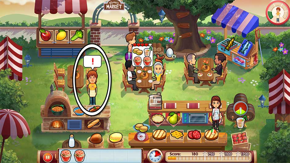 Mary le Chef - Cooking Passion - Level 38