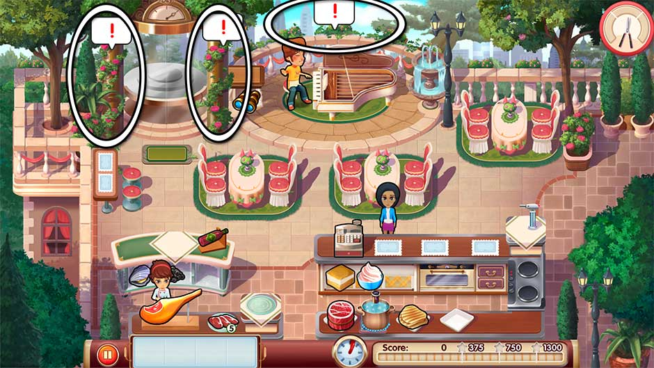 Mary le Chef - Cooking Passion - Level 43