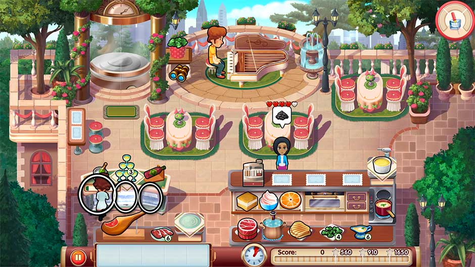 Mary le Chef - Cooking Passion - Level 47