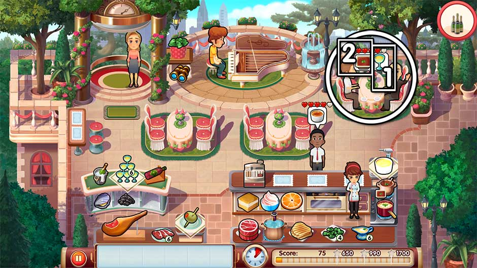 Mary le Chef - Cooking Passion - Level 48