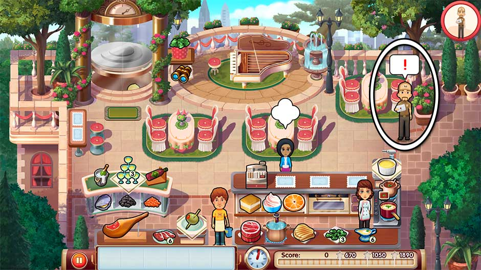 Mary le Chef - Cooking Passion - Level 49