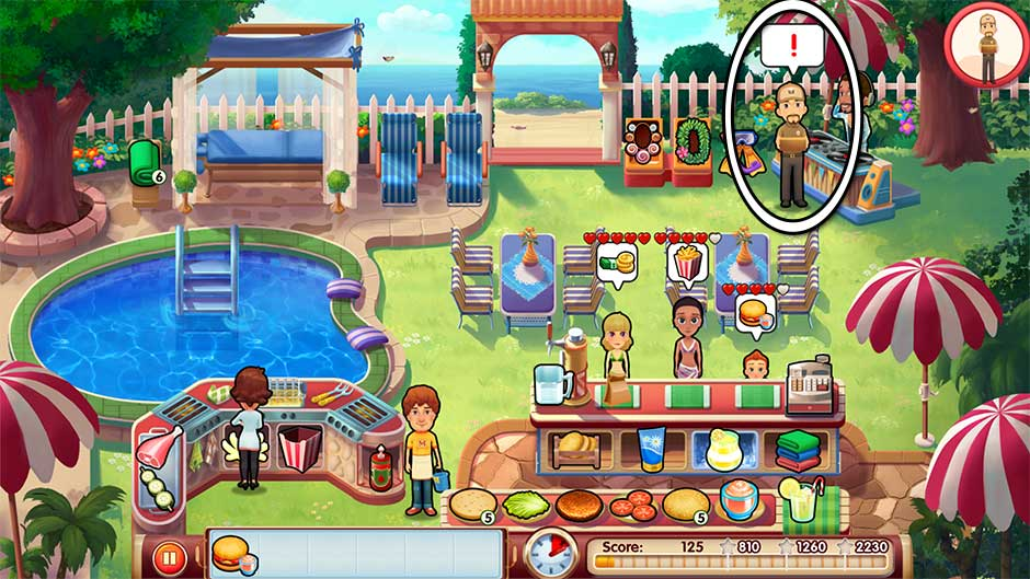 Mary le Chef - Cooking Passion - Level 59