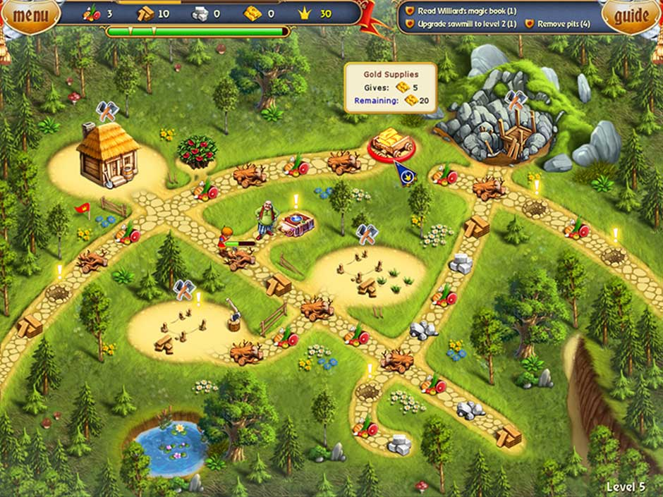Fables of the Kingdom II_screenshot1
