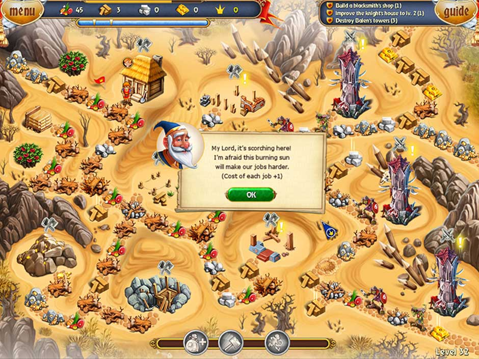 Fables of the Kingdom II_screenshot3
