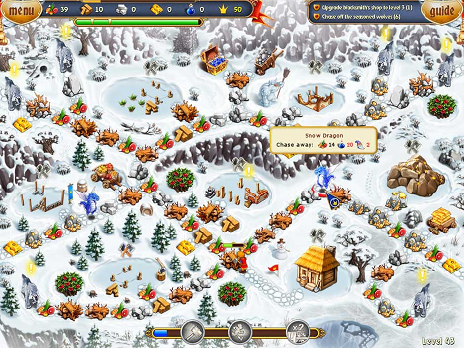 Fables of the Kingdom II_screenshot4