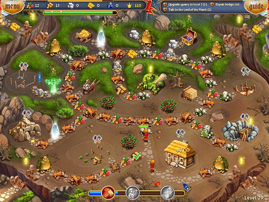 Fables of the Kingdom II_screenshot5