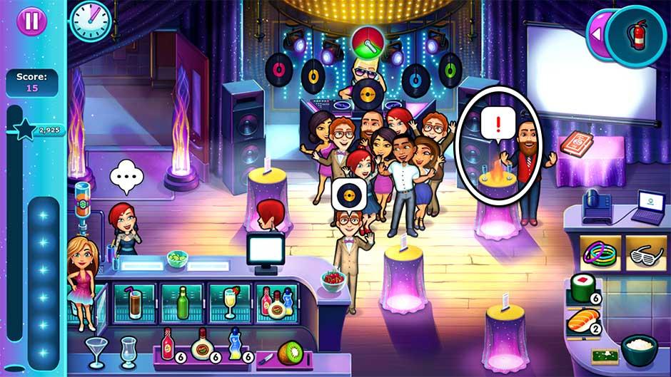 Fabulous - Angela's High School Reunion - Challenge 20