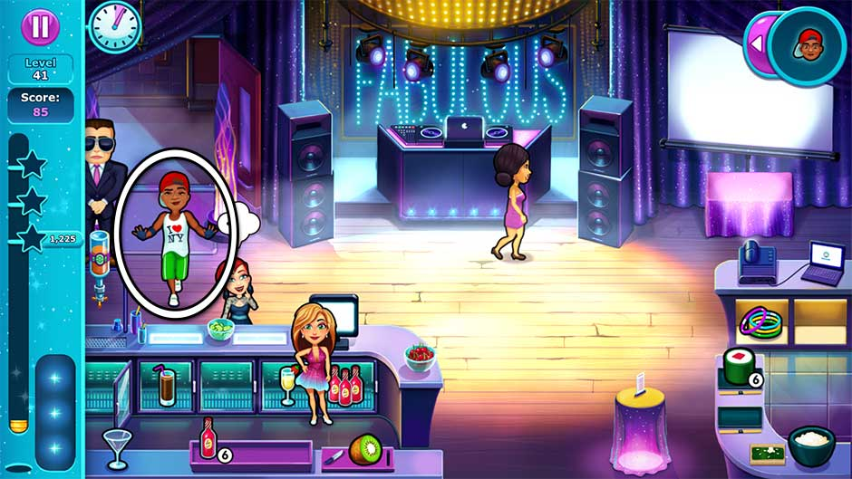 Fabulous - Angela's High School Reunion - Level 41