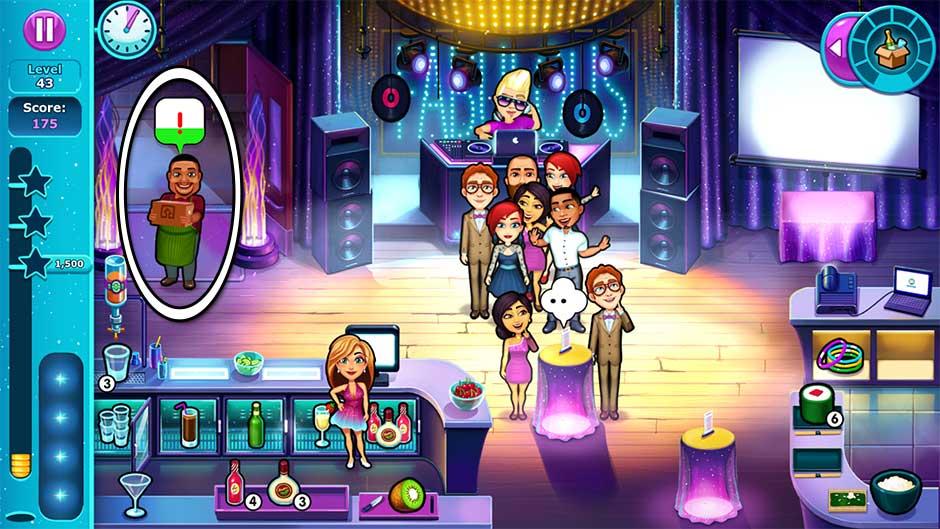 Fabulous - Angela's High School Reunion - Level 43