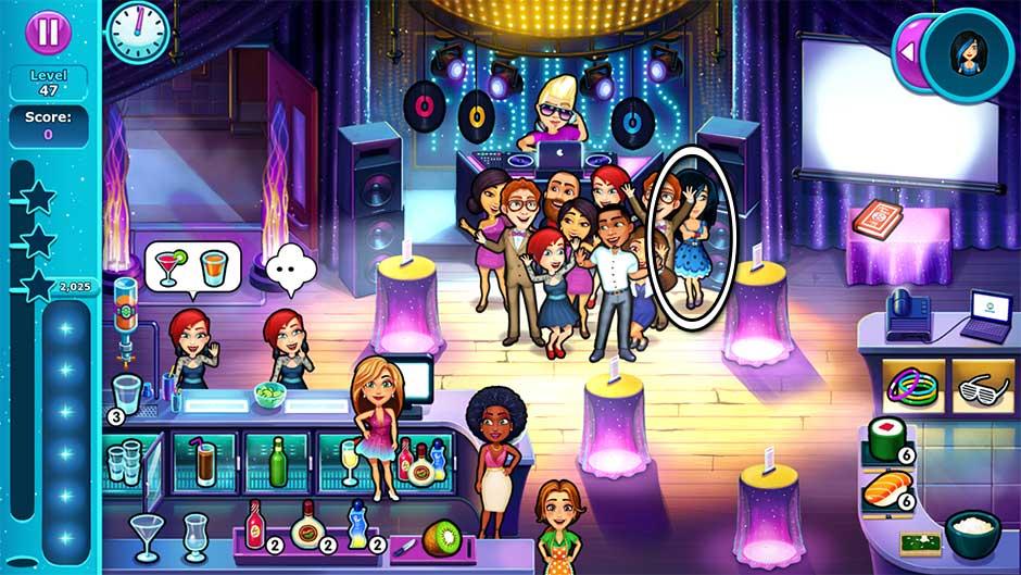 Fabulous - Angela's High School Reunion - Level 47