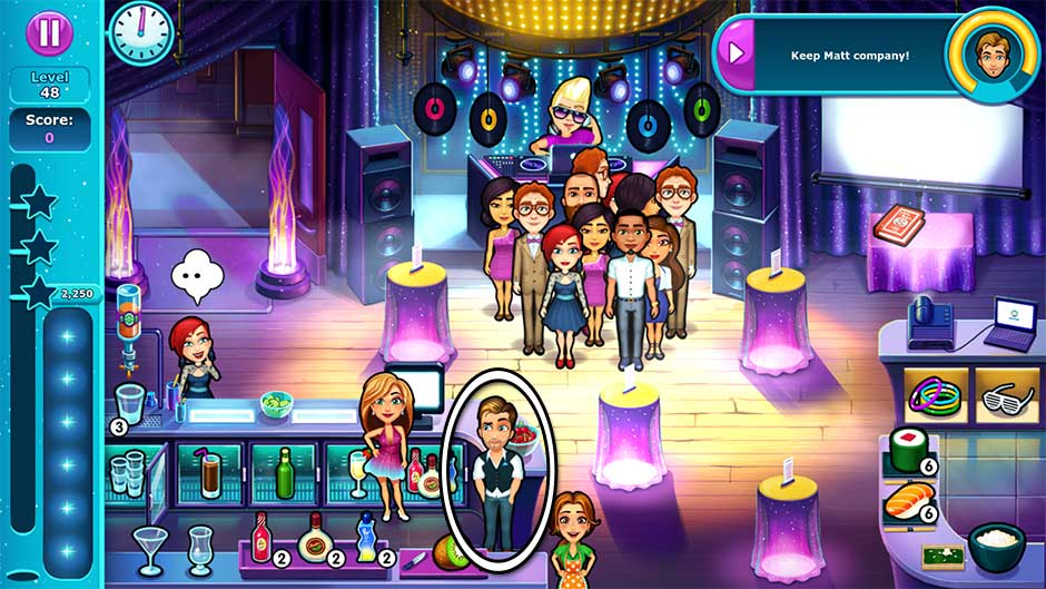 Fabulous - Angela's High School Reunion - Level 48