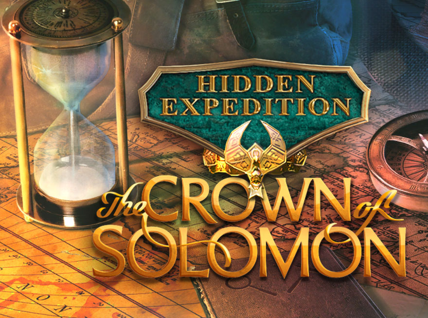 Pack Your Bags! Hidden Expedition – The Crown of Solomon Awaits