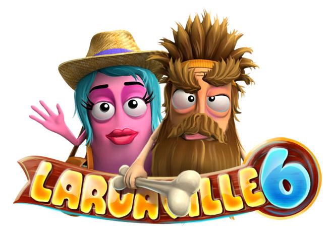 Laruaville 6 - Logo