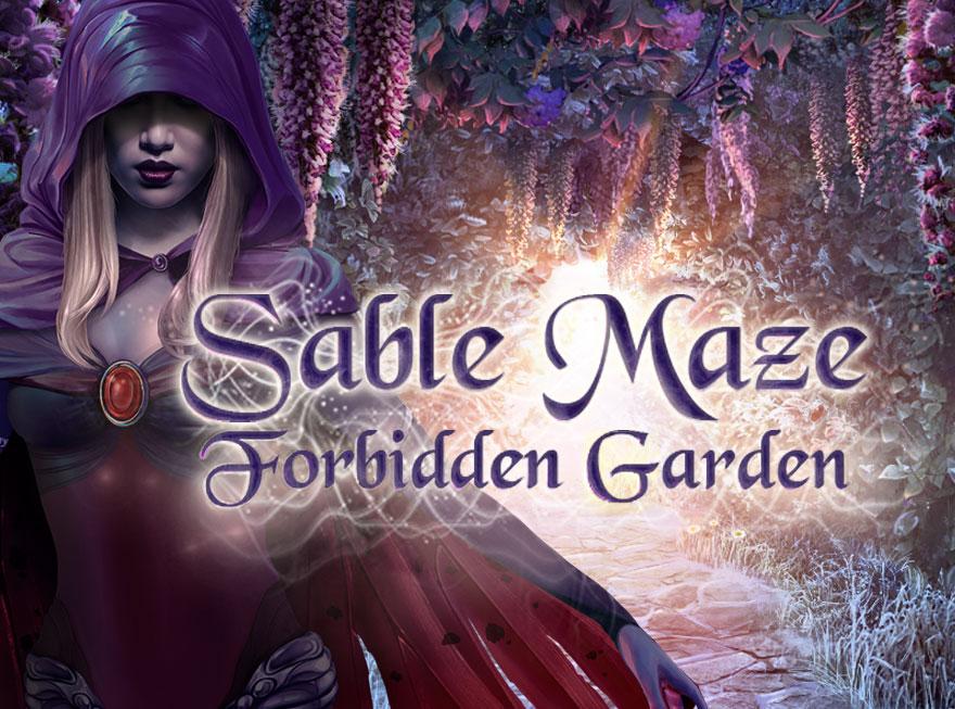 Enter the Labyrinth of Sable Maze – Forbidden Garden