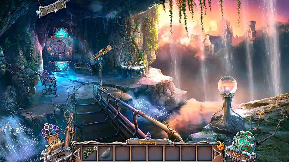 Sable Maze - Forbidden Garden_screen1