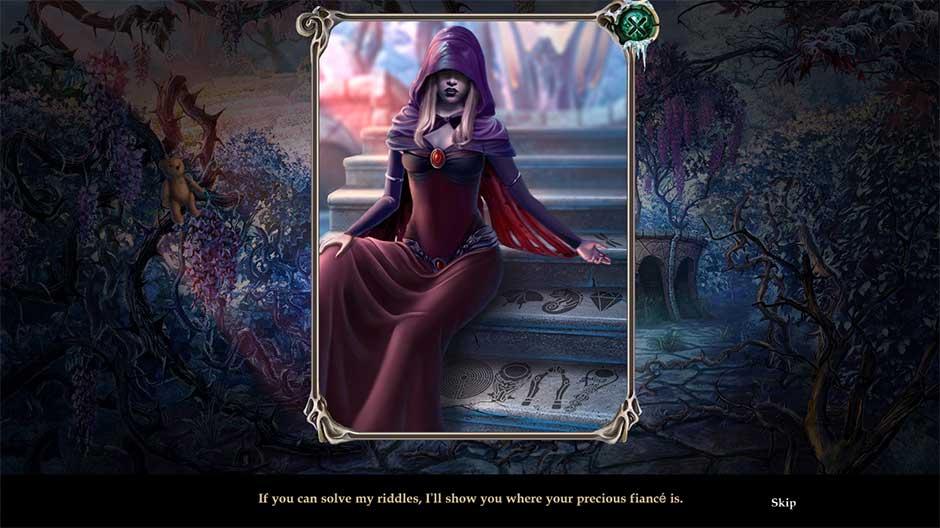 Sable Maze - Forbidden Garden_screen2