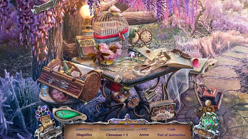 Sable Maze - Forbidden Garden_screen3